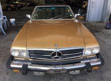 1982 Mercedes SL380