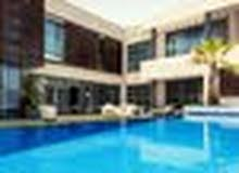 Villa age is 0 - 11 months, consists of 4 Bedrooms Rooms and 4 Bathrooms Bathrooms