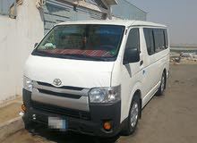 Toyota Hiace 2016 for rent per Month