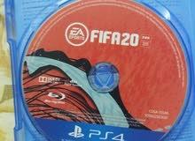 لعبة فيفا 20 مع حساب فيفا 20