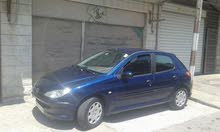 Automatic Peugeot 206 for sale