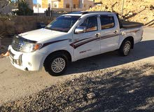 For sale 2007 White Hilux