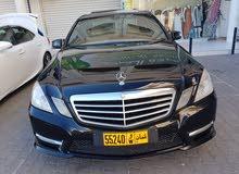 Black Mercedes Benz E 350 2011 for sale