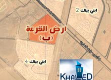 ارض مساحة 414م بالمحصورة حى 402 عمارات