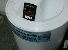 جيزر سخان ماء جديد استعمال 4 أشهر البيع للهجرو