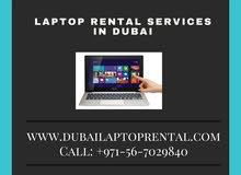 Laptop Rental @ Dubai