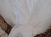 فستان زفاف تركي راقي