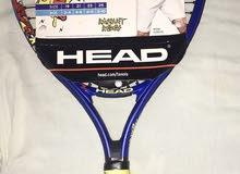مضرب تنس ارضي    اصلي Junior )HEAD)