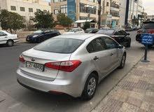 Manual Silver Kia 2014 for sale