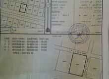للاستثمار في ولاية بركاء مربع الدهس ارض سكنيه  قريب شارع جنوبي سريع زاويه على شارع 30