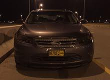 Gasoline Fuel/Power   Ford Taurus 2010