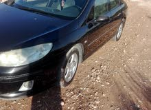 Peugeot 407 car for sale 2007 in Irbid city