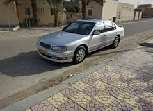 Turquoise Nissan Maxima 1999 for sale