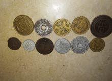 عملة مغربية قديمة نادرة
