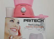جهاز ساونا وتبخير الوجه بريتش PRITECH