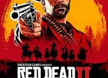 مطلوب red dead redemption 2