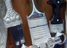 خنجر عمانيه 3 قرون