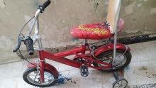 دراجة صغيرة مستعملة يحتاج بعض الاصلاحات