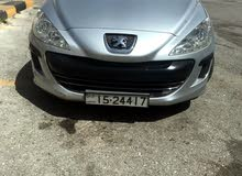 Silver Peugeot 308 2008 for sale