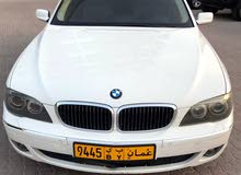 BMW 750 car for sale 2007 in Muscat city