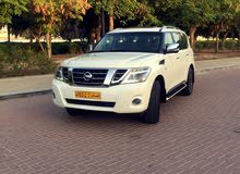 km Nissan Patrol 2014 for sale
