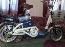 دراجة كهربا للبيع او البدل