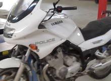 Buy a Yamaha motorbike made in 2008