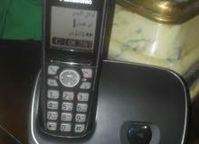 تليفون أرضي لا سلكي بحفظ 100 رقم