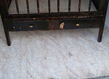 سرير بيبي  خشب 0788959845