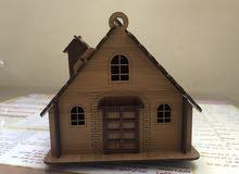 البيت الديكور الخشبي لمحبي التميز