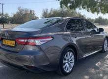 Grey Toyota Camry 2018 for sale