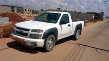 Chevrolet Colorado Used in Benghazi