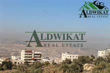 ارض للبيع في منطقة ابو نصير المساحة 747م