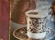 قهوة جديدة جاهزة