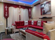 شقة  للايجار في عبدون الشمالي ،راقية جدا , مساحة الشقة 110 متر , مفروشة بالكامل
