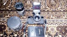 كاميرا قديمه شغاله 100% للبيع بسعر مغري