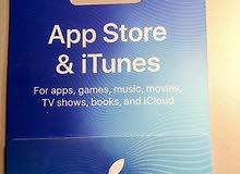 كروت ايتونز و ابل ستور / iTunes & app store