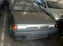 Automatic Brown Nissan 2001 for sale