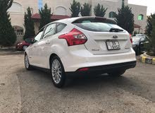 For sale 2014 White Focus