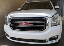 White GMC Yukon 2018 for sale