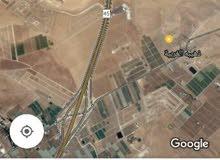 ارض للبيع3500 م  في رجم الشامي على شارع الميه مباشره
