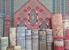 زرابي ومرقوم وكليم 100% انتاج تونسي صنعة تقليدية