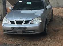 Used condition Daewoo Lacetti 2005 with 100,000 - 109,999 km mileage