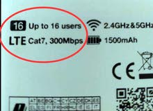 Sealed Pack Huawei Mobile Router 4G+