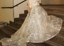 فستان زفاف اوف وايت