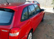Red Mazda 323 2005 for sale