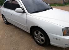 White Hyundai Avante 2005 for sale