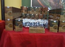 قهوة عربية انتاج(بن الشام) تركيا.