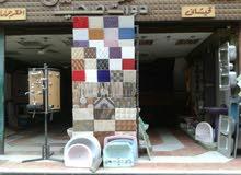 معرض كبير للايجار بشارع تجارى بامبابه