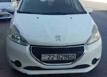 2014 Peugeot in Amman